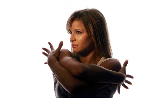 Alicia Sacramone Is Hot in this Athletic Pose