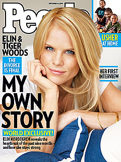 Elin Nordegren People Magazine Interview