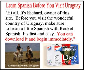 learn spanish for uruguay