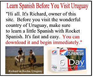learn spanish for uruguay