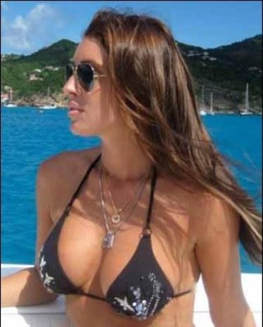 Rachel Uchitel Bikini Photos
