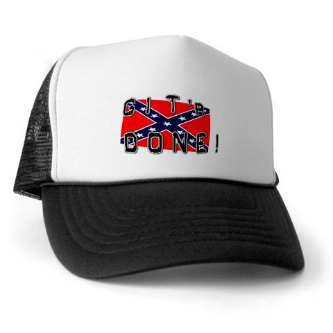 redneck says git r done