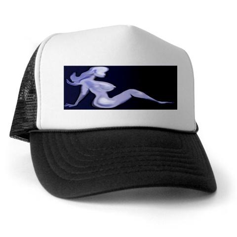 hot redneck lady on baseball hat