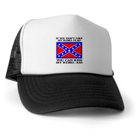 rednecks think the confederates won