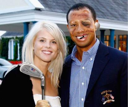 picture of tiger's face