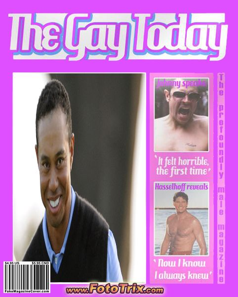 tiger woods gay bisexual