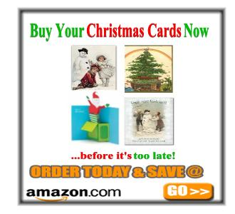 Buy Christmas Cards