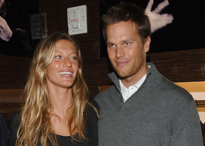 Gisle Bundchen and Tom Brady Perfect Couple