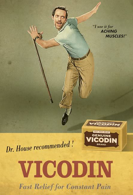 Vicodin in your body