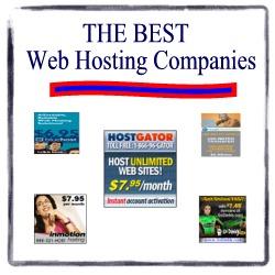 Best Web Site Hosting Companies