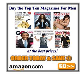 Buy Top Ten Magazines For Men