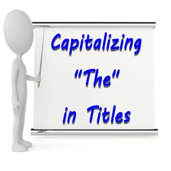 Capitalize The In Titles