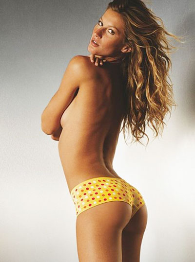 Gisele Bundchen Perfect Body