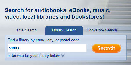 Libraries that offer Kindle Books