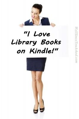 Kindle Library Books