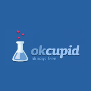 okcupid.com second highest online dating site