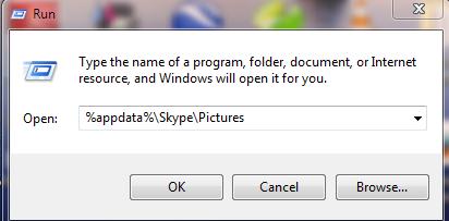 Skype Directory Location