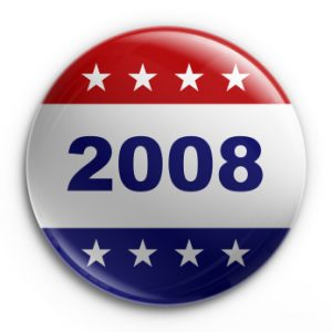 For Whom I Voted: 2008 Presidential Election
