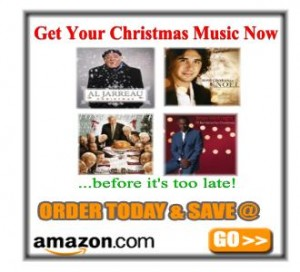 Christmas Music:  A Must Have for the Holidays