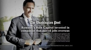 New Obama Campaign Ad:  Romney The Outsourcer