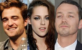 Kristen Stewart: Love Triangle With Robert Pattinson and Rupert Sanders