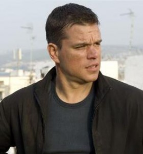 Matt Damon Not Playing Jason Bourne