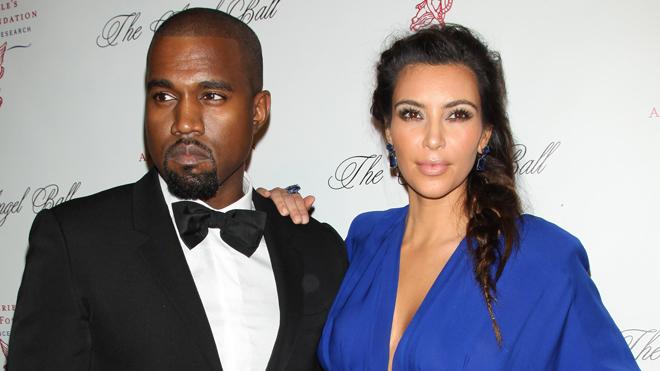 Kim Kardashian and Kanye West Having a Baby