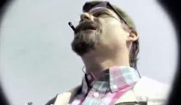 Jeff Gordon Car Dealership Video