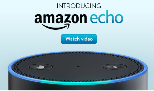 amazon introduces echo