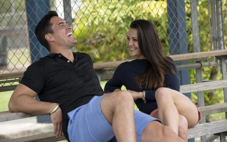 Andi Dorfman - Josh Murray In Happier Times
