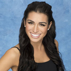 Photo of Ashley I the bachelor season