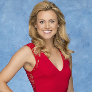 Photo of Ashley S the bachelor season 19 with Chris Soules