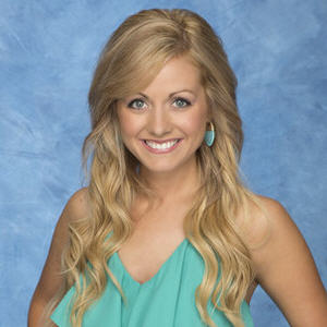 Photo of Carly the bachelor season 19 with Chris Soules