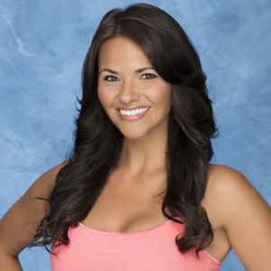 Photo of Kimberly the bachelor season 19 with Chris Soules