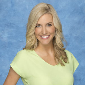 Photo of Whitney the bachelor season 19 with Chris Soules