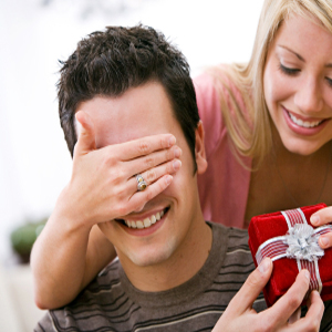 valentines, birthday, christmas gifts for men