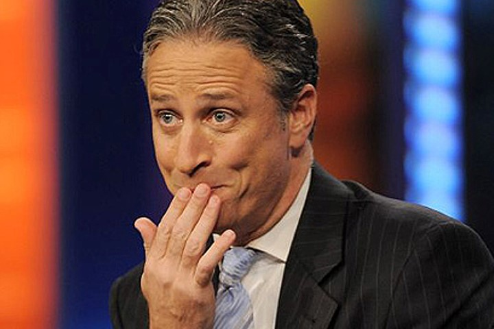 John Stewart Leaves the Daily Show