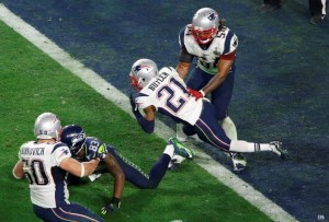 Superbowl Ends with Interception