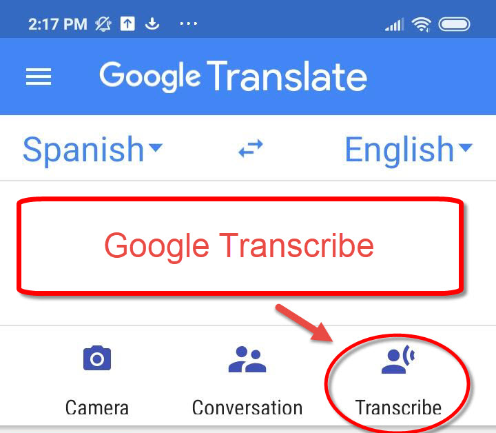 google-transcribe-review