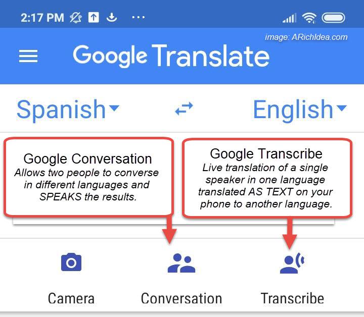 google-translate-vs-transcribe