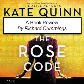 The Rose Code Book Review by Richard Cummings